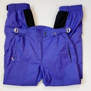 MARKER Pants Purple Ski Snow Board
